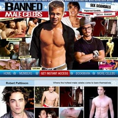 Banned Male Celebs