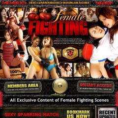 Female Fighting