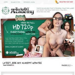 Jerk Off Academy