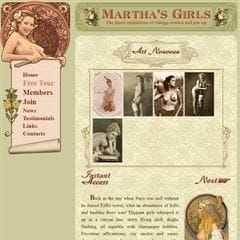 Marthas Girls