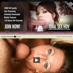 If you feel like checking what quality level oral sex porn has reached ...