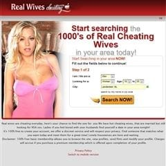 Real Wives Cheating