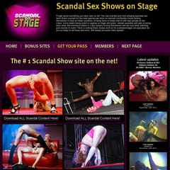 Scandal On Stage