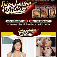 Spicy Latina Whores
